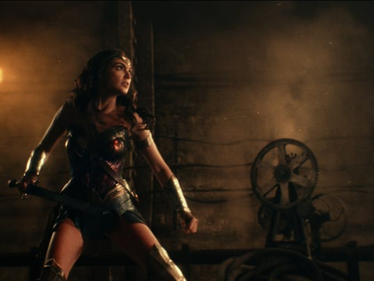 "XXX JL-FP-0099.JPG D FEAGAL GADOT AS WONDER WOMAN IN WARNER BROS. PICTURES' ACTION ADVENTURE ""JUSTICE LEAGUE,"" A WARNER BROS. PICTURES RELEASE."