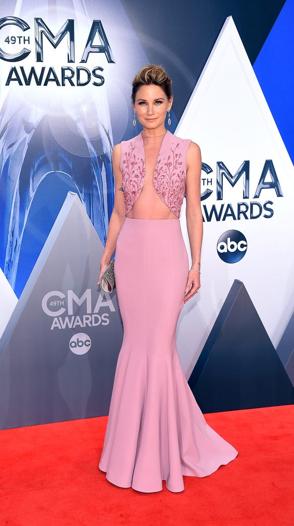 The 10 Best Dressed Stars At The CMA Awards