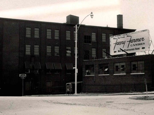 "The Fanny Farmer factory — or, as company officials called it, ""studio"" — in Rochester was at Griffith Street and South Avenue."