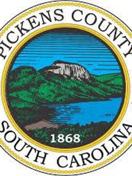 Pickens County logo