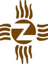The Zia Natural Gas logo