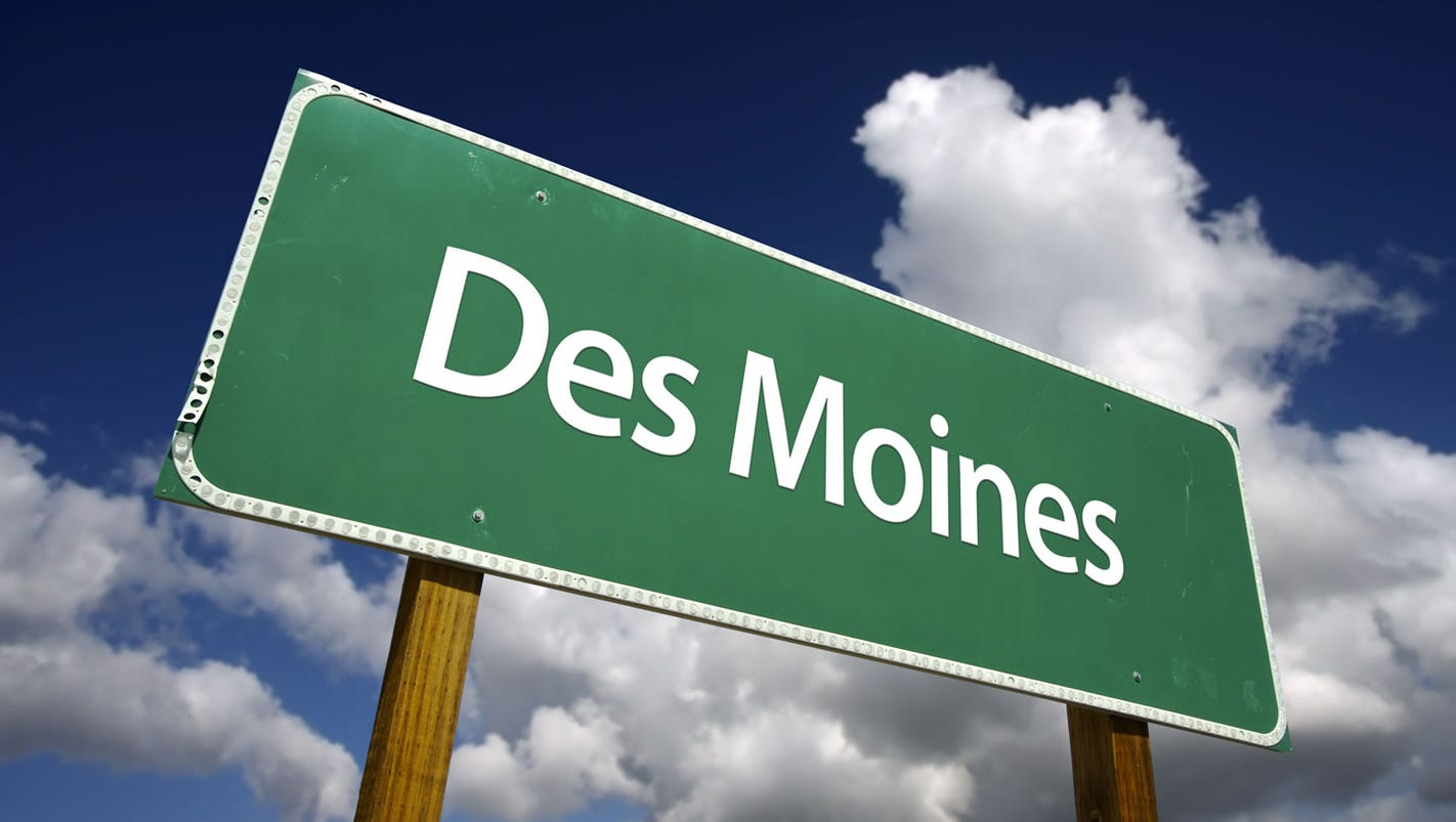 des moines paper The des moines register is the daily morning newspaper of des moines, iowa a  separate edition of the register is sold throughout much of iowa source.
