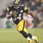 Pittsburgh Steelers running back DeAngelo Williams has filled in capably for the injured Le'Veon Bell.