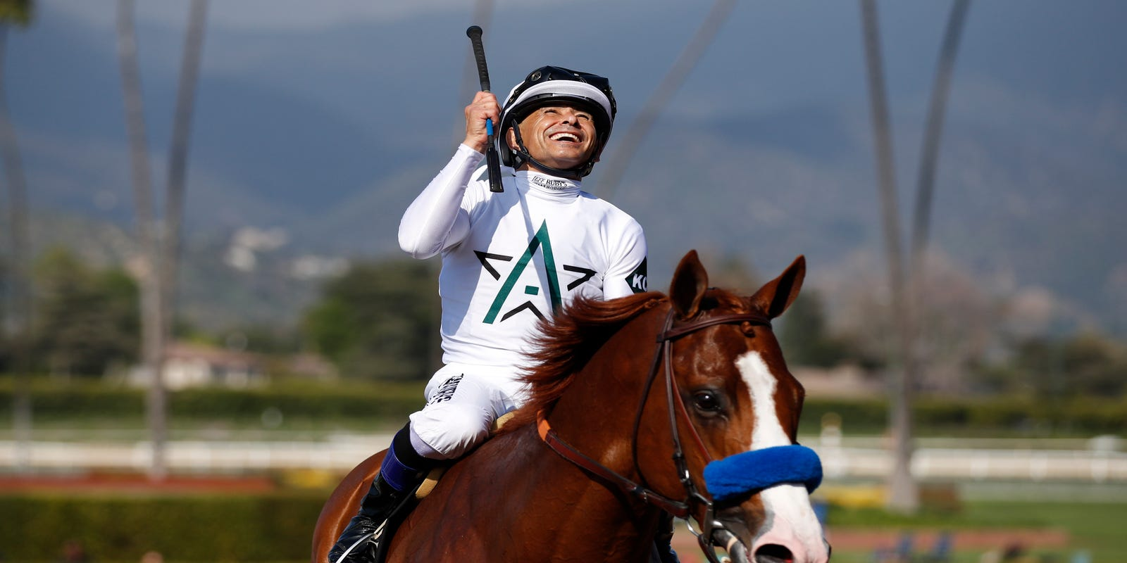 Mike Smith A Master In Big Races Will Try To Add Second Derby Win