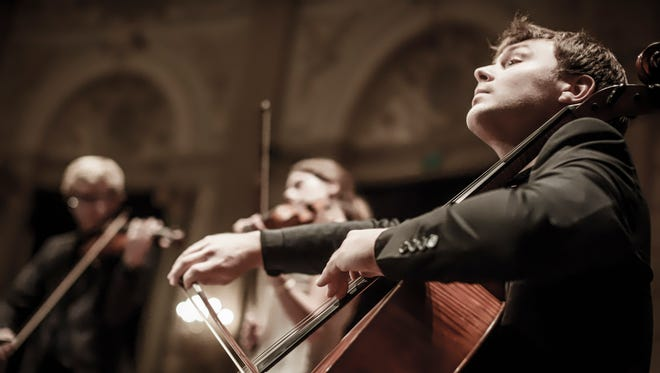 Camerata RCO, comprising musicians of the Royal Concertgebouw Orchestra, will perform in Asheville on Jan. 26.