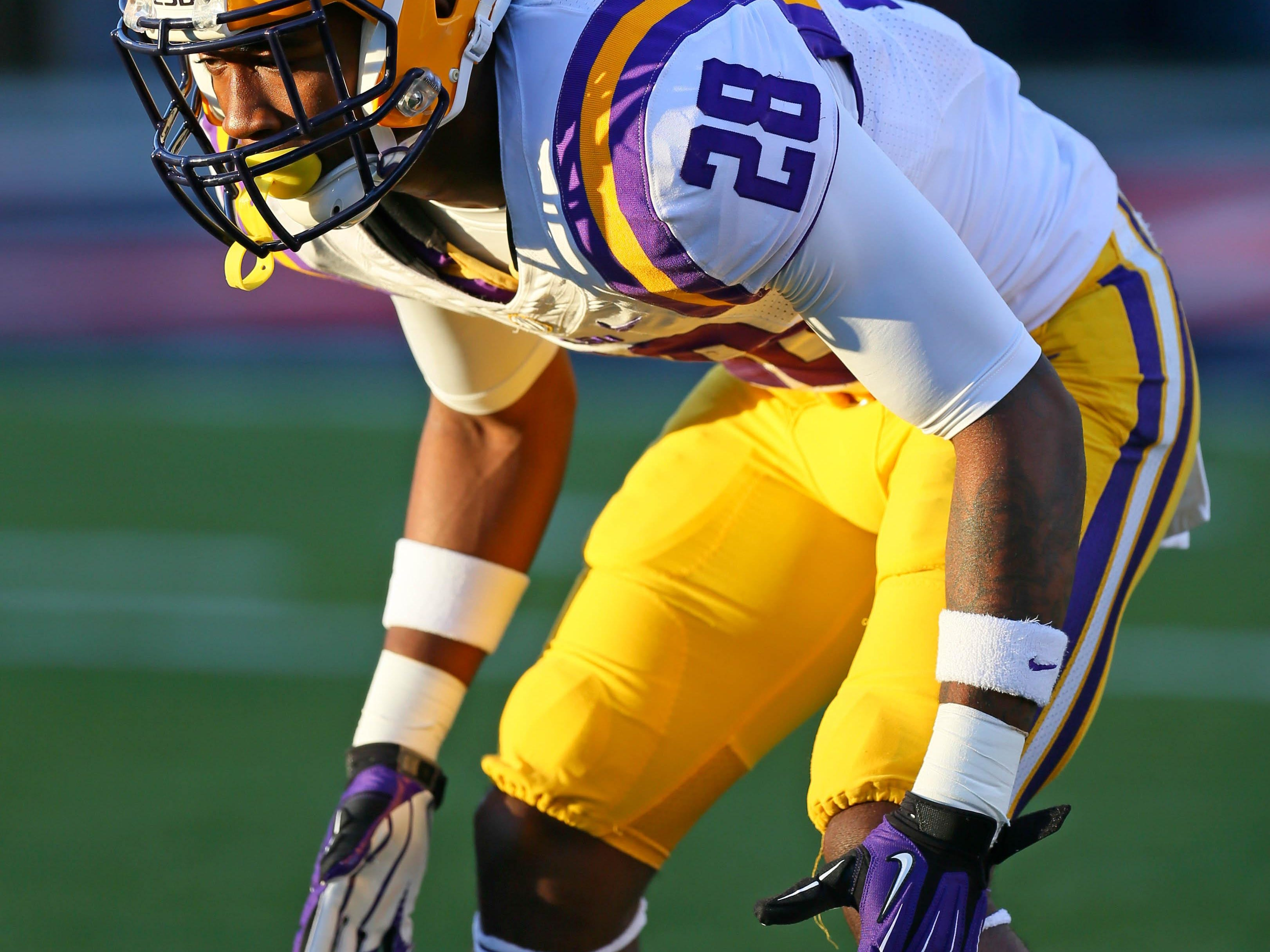LSU safety Jalen Mills is expected to return to the field for the first time on Saturday against Florida.