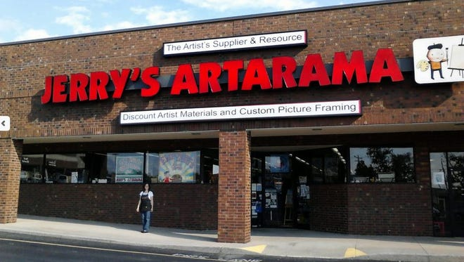 Jerry's Artarama will leave its decade-long Antioch location at 5381 Mt. View Road.
