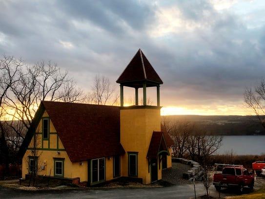 La Bourgade On Seneca in Schuyler County offers unique