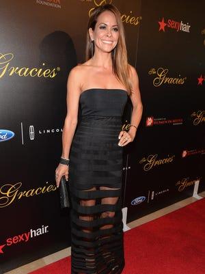 Brooke Burke-Charvet  in 2014.