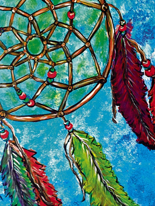 """Catch a Dream"" by Deana Hicks."