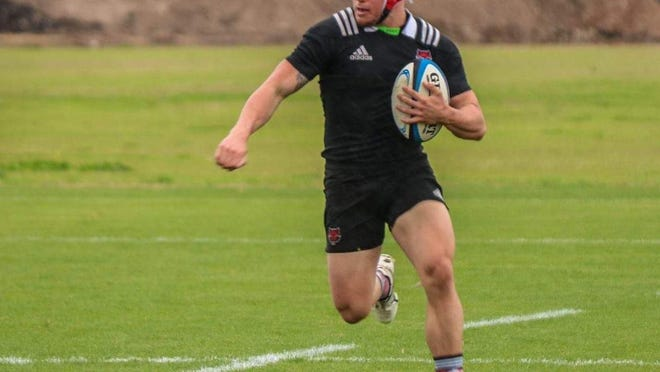 Former Seabreeze football player John Scotti was selected 20th overall by Rugby ATL in the inaugural Major League Rugby draft.