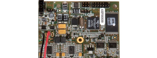 The S-Chip controller.