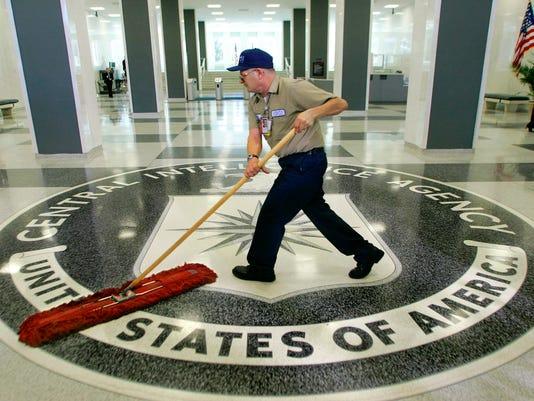AP BUSH CIA A FILE USA VA