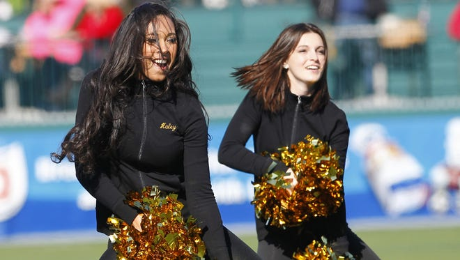 The Rhinos don't have a dance team the past couple seasons. To enhance the fan experience, that needs to change.