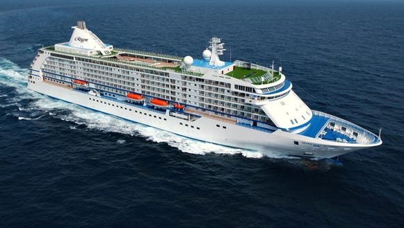 Image of Seven Seas Voyager