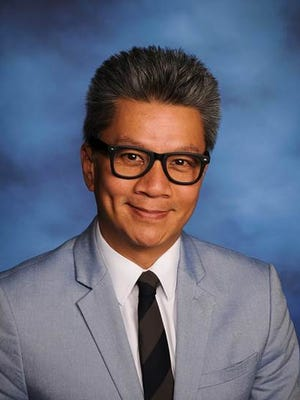 Oxnard's incoming City Manager Alex Nguyen