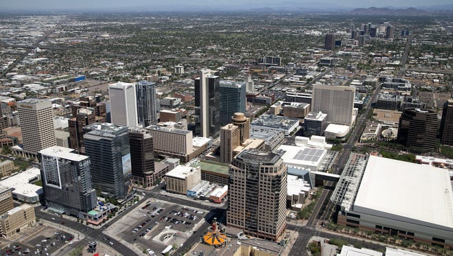 In the latest U.S. News & World Report ranking of the country's states, Arizona came in 34th overall.