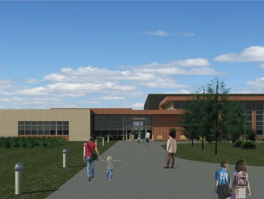 Ankeny plans to open its 11th elementary school north of Des Moines Area Community College campus in the Prairie Trail development in 2020.