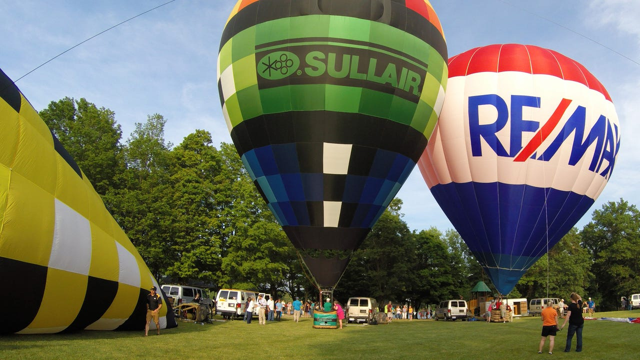 The Michigan Challenge Balloonfest media night gave the media and sponsors a preview to whet their appetite for all things involving hot-air balloons.