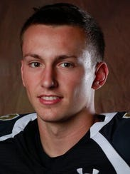 Corning senior football and lacrosse player Devon Sullivan.