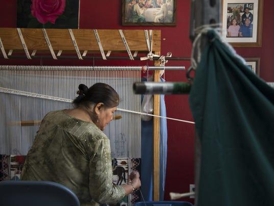 Arizona Made: Navajo rugs in Phoenix