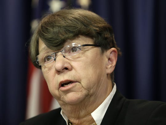 Former U.S. Attorney Mary Jo White is investigating