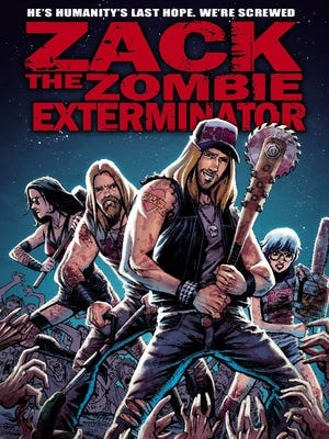 "Brian Pulido describes ""Zack the Zombie Exterminator"" as ""Dawn of the Dead"" meets ""Wayne's World."""
