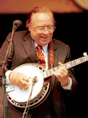 The two-day music festival dedicated to the music of bluegrass icon Earl Scruggs is postponed for another year.