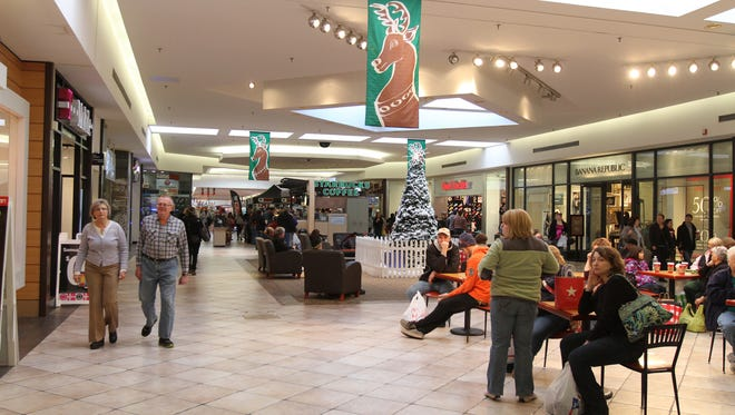 Marketplace Mall. File photo Nov. 29, 2013.