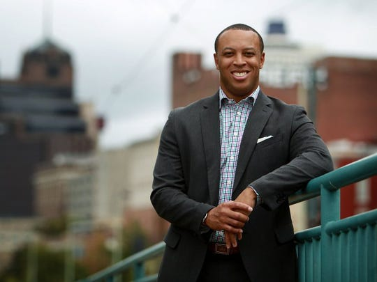 Terrence Patterson, president and CEO of the Memphis