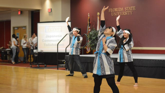 The International Bazaar featured many cultural performances, cuisines, and perspectives.
