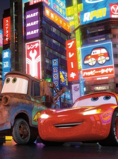 """15. """"Cars 2"""" (2011) 