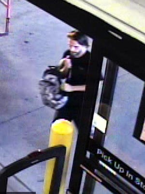 Chandler MidFirst Bank robber.