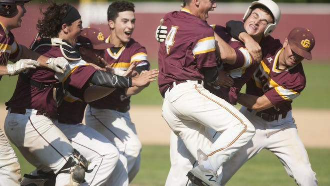 Three members of Gloucester Catholic'€s Non-Public B state championship team were named first team All-South Jersey.