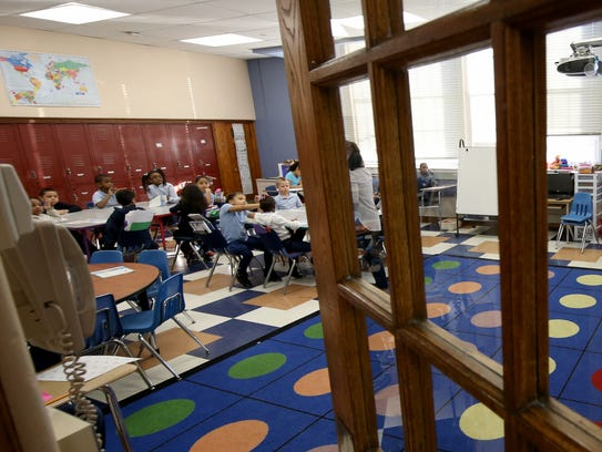Discovery Charter School opened in 2011 in the former