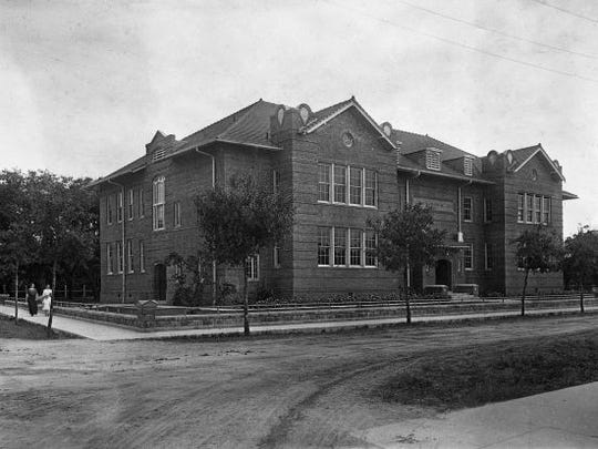 When the Andrew D. Gwynne Institute opened in 1911, Fort Myers stepped into the 20th century of education.