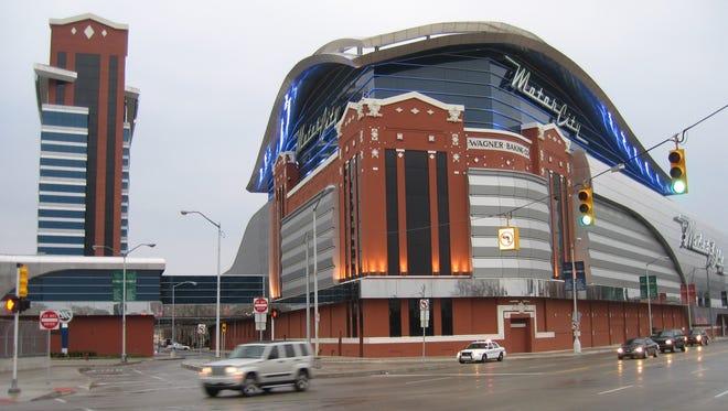 Motor City casino.