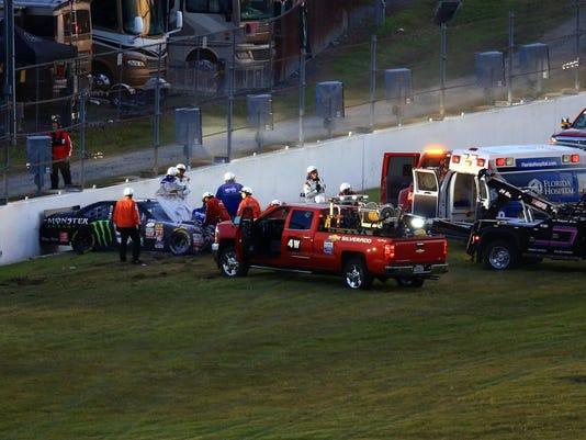 USP NASCAR: ALERT TODAY FLORIDA 300 S CAR USA FL