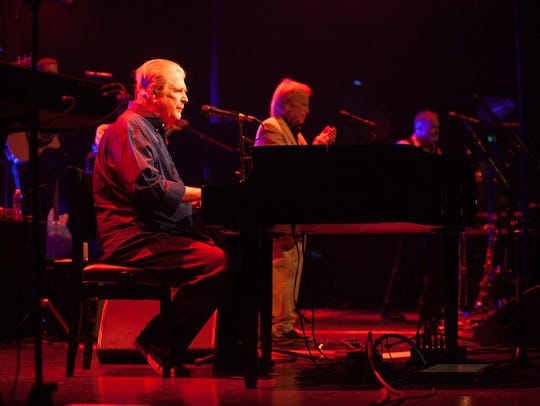 Brian Wilson performs at the Flynn Center, June 14th,