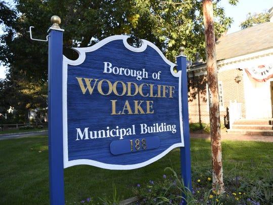 Woodcliff Lake municipal building.
