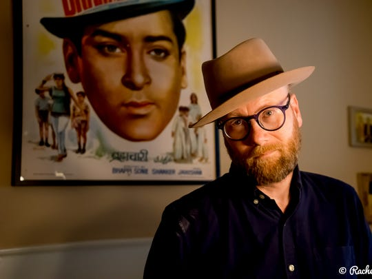 Singer-songwriter Mike Doughty performs with the band Wheatus in Burlington on Tuesday.