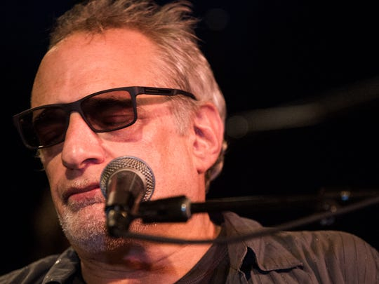 Donald Fagen performs during a private show at The Falcon in Marlboro in this July 31, 2017 file photo.
