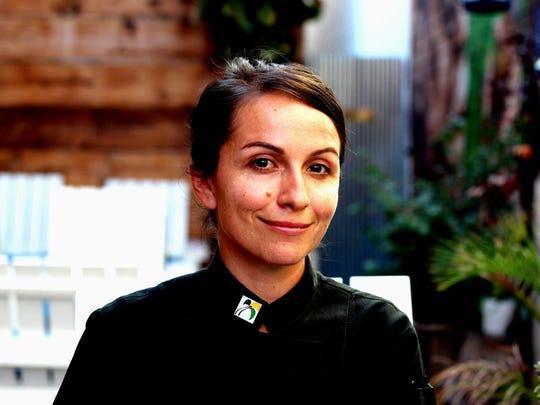 Danielle Leoni: Executive chef, co-owner, The Breadfruit