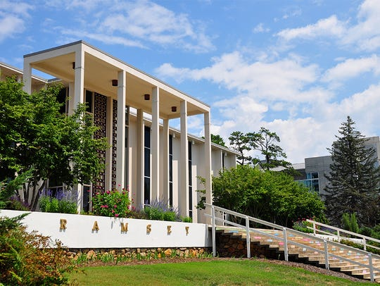 Ramsey LIbrary at UNC Asheville.