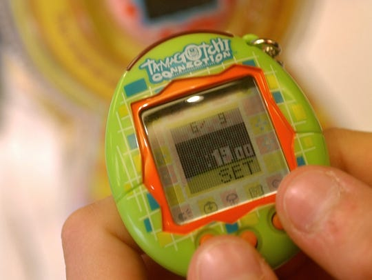Who needed a pet when you could have a digital toy