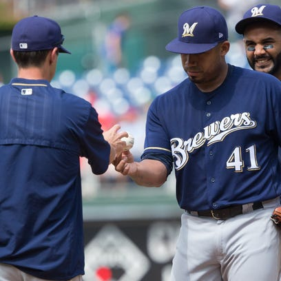 Live Coverage: Brewers vs. Phillies