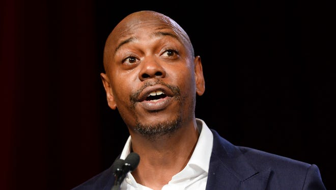 Comedian and Yellow Springs resident Dave Chappelle