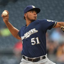 Brewers 3, Pirates 2: Freddy Peralta's return to big leagues nearly as good as his debut