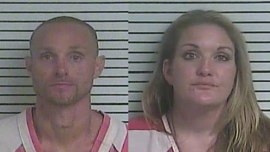 Michael Allen Clark and Darrah Smith