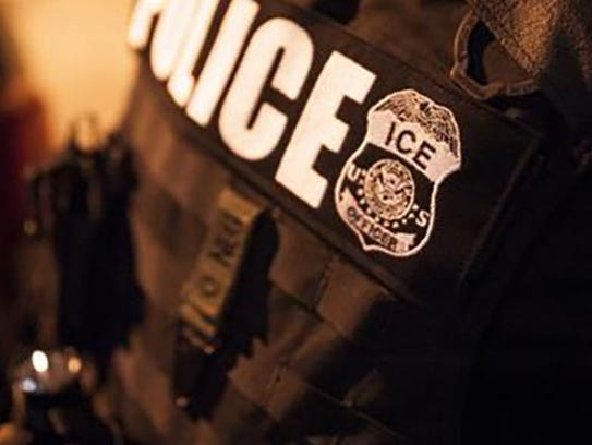 ICE agents conducted a sweep of 7-Eleven stores Wednesday
